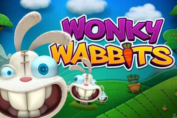 สล็อตWonky Wabbits จาก NetEnt สล็อตเล่นง่าย และ สนุกสนาน