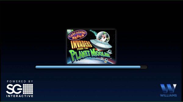 เกมสล็อตออนไลน์ แนะนำ Invaders from the Planet Moolah สล็อตธีมเอเลี่ยนวัว